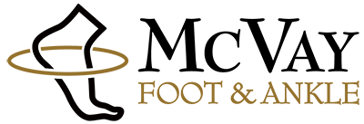 McVay Foot and Ankle Logo